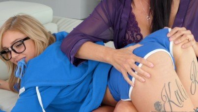Endless Pleasure Against Sex Among Stepdaughter