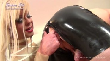 Joanna Jet Shemale Fetish Passion - Pasty Latex 720p